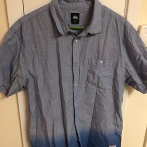 Stussy Button Up